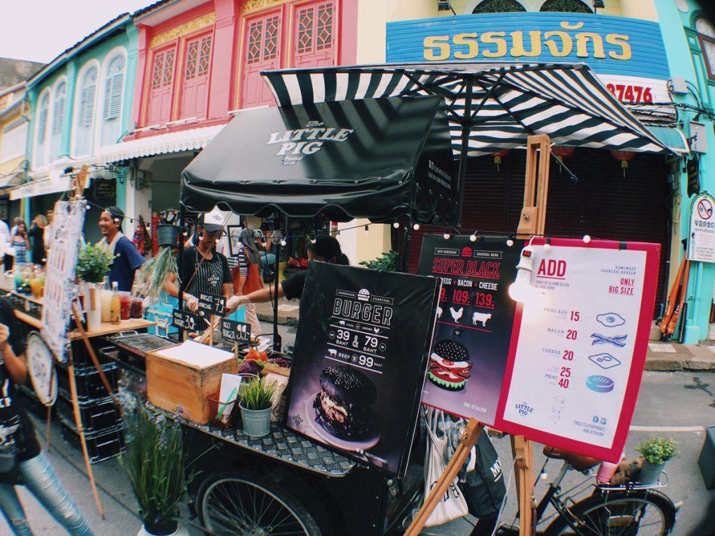 phuket-walking-street-thalang-road-little-pig