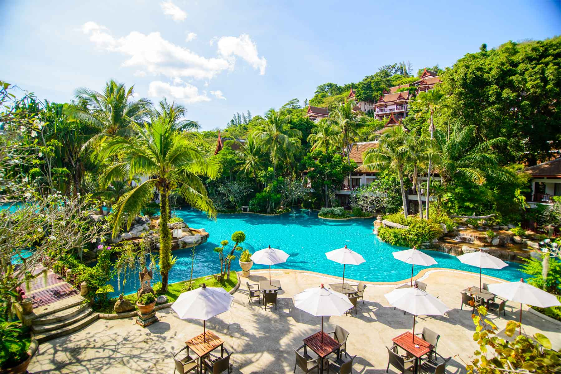 Thavorn Beach Village Resort Spa Et Refresh Recharge And Relax