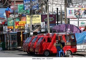 texi-in-patong-phuket
