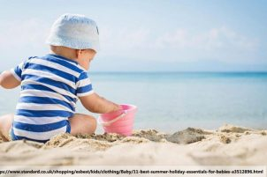 Beach Holiday with a Baby, Family Holiday in Phuket