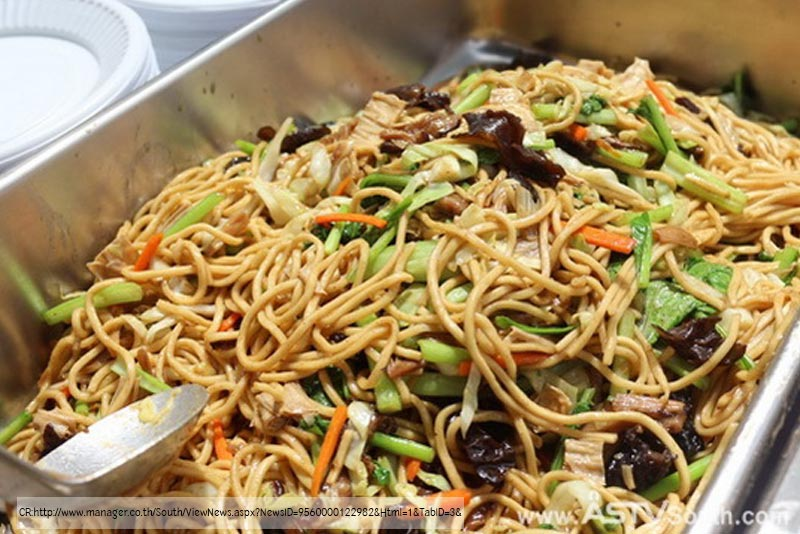 Fried-Noodles-Vegeatarian-Food-Phuket