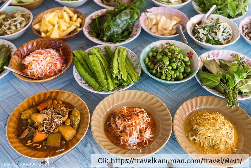 Kanom-Jeen-Phang-nga