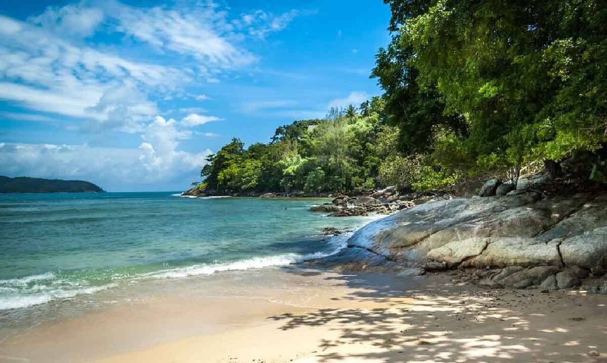Private Nakalay Beach, Phuket Kamala