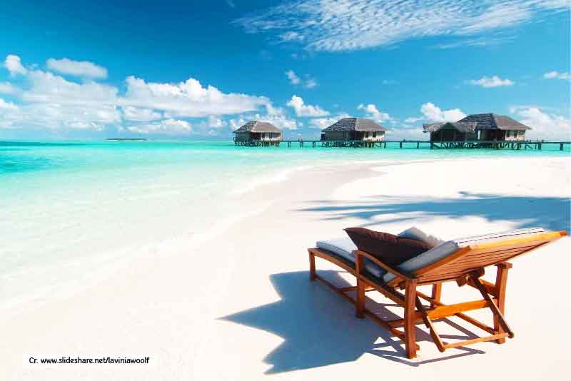 Romantic Holiday in Maldives