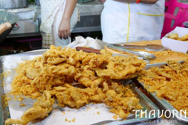 mushroom-vegetarian-food-phuket