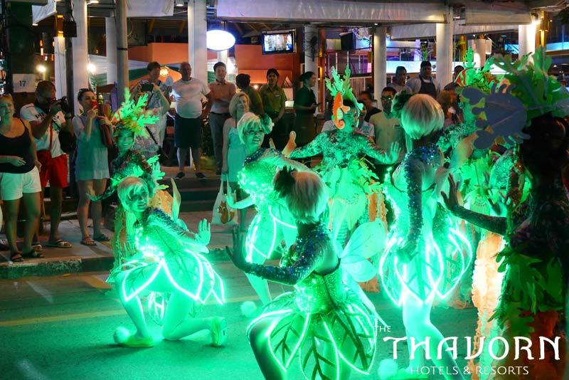 Junceylon Phuket Carnival 2017