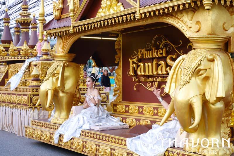 Phuket Fantasea Phuket Carnival 2017