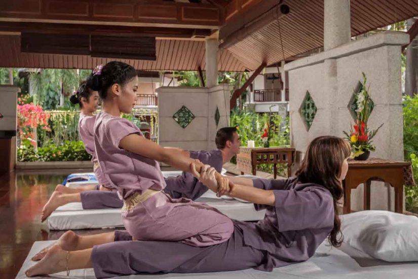 Thai Massage at Chann Spa