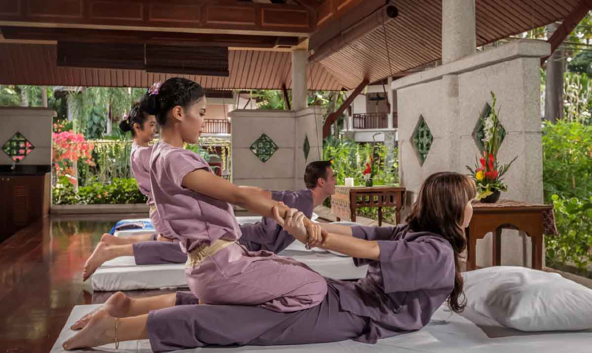 Thai Massage at Chann Spa