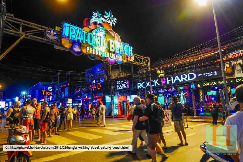 Bangla Road Patong Phuket