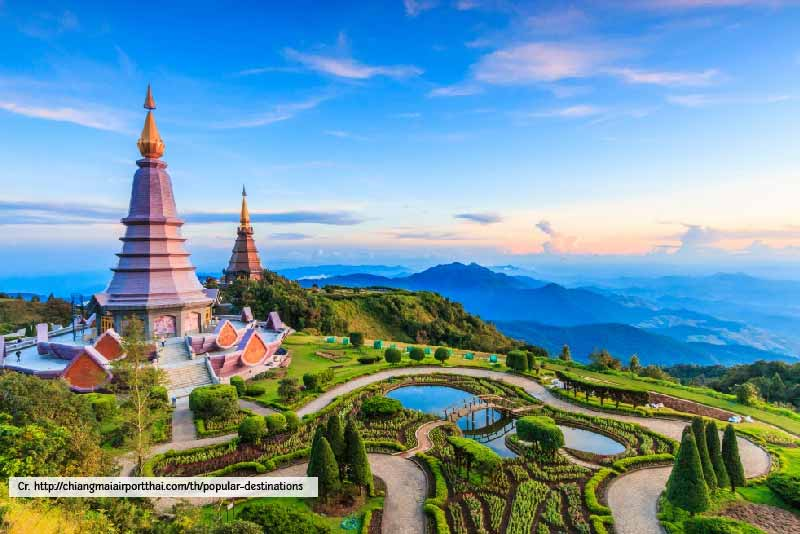 Chiang Mai Thailand popular destination