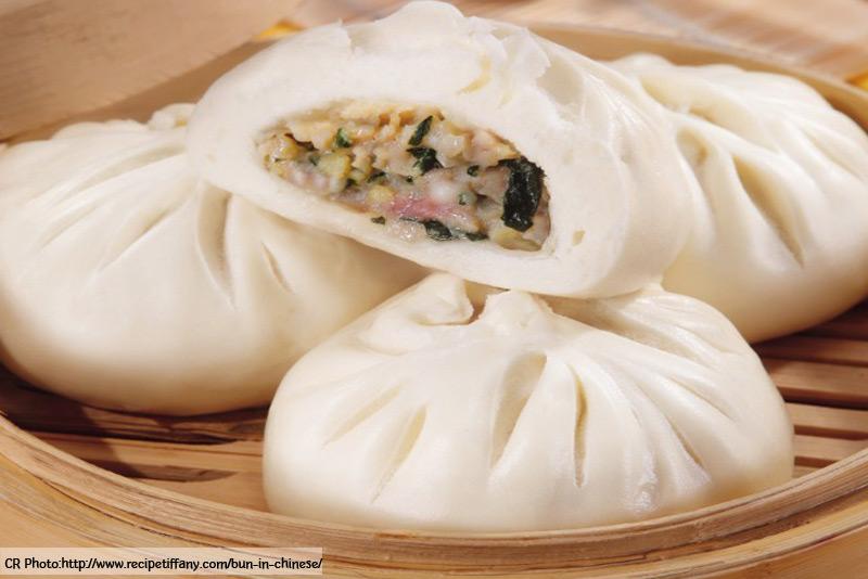 Chinese Bun