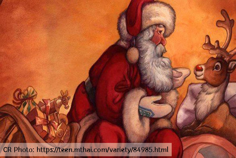 Christmas_Santa Claus