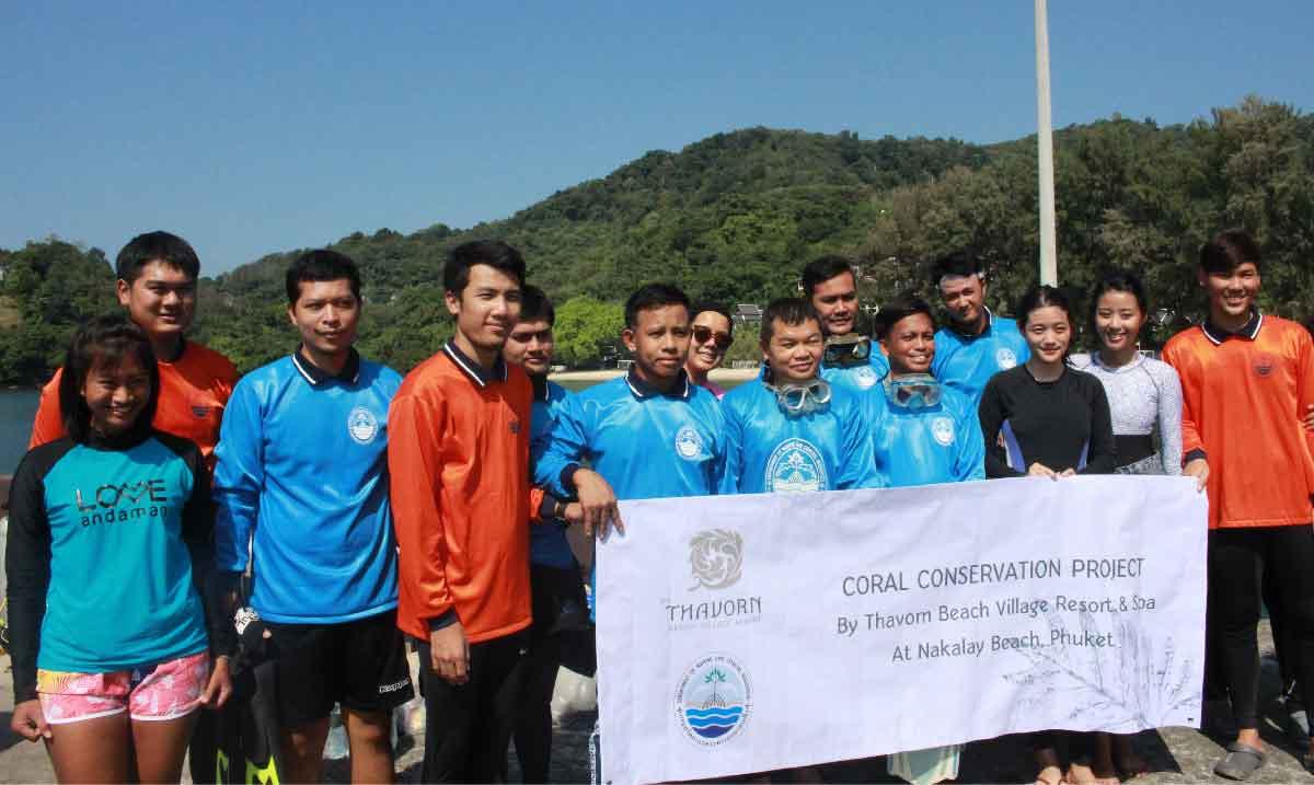 Coral Conservation at Nakalay Beach Phuket-01