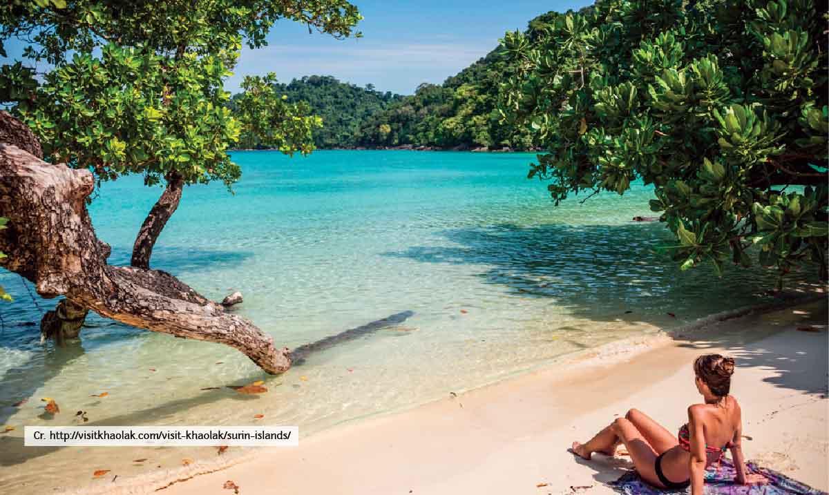 Surin Island Phuket