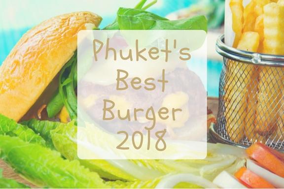 Phuket's Best Burger