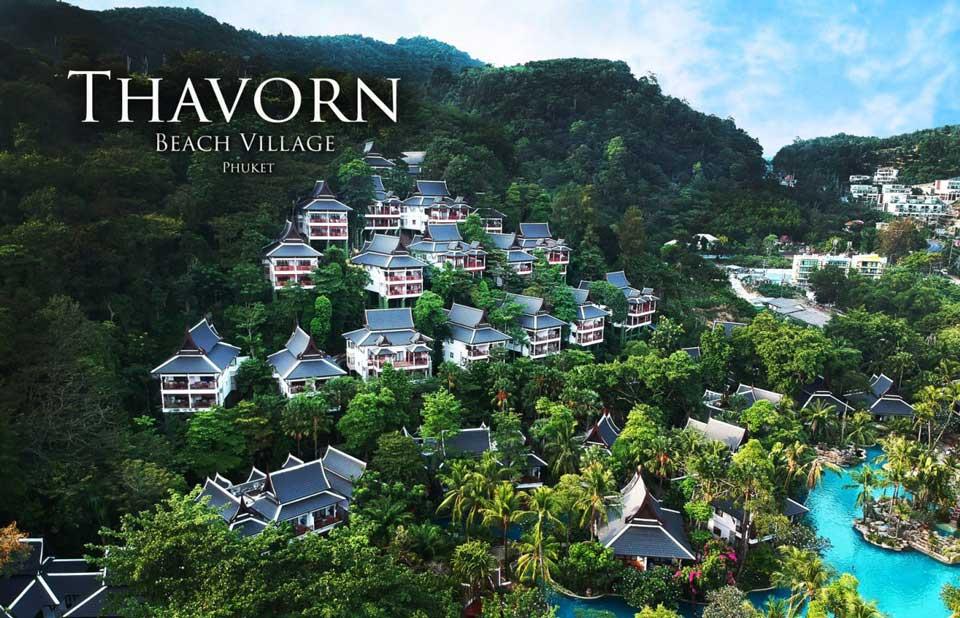 Thavorn Beach Village