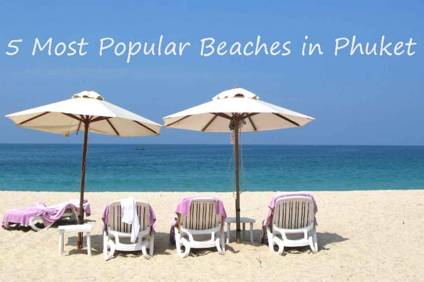 beach, Phuket Beach, Phuket, Popular