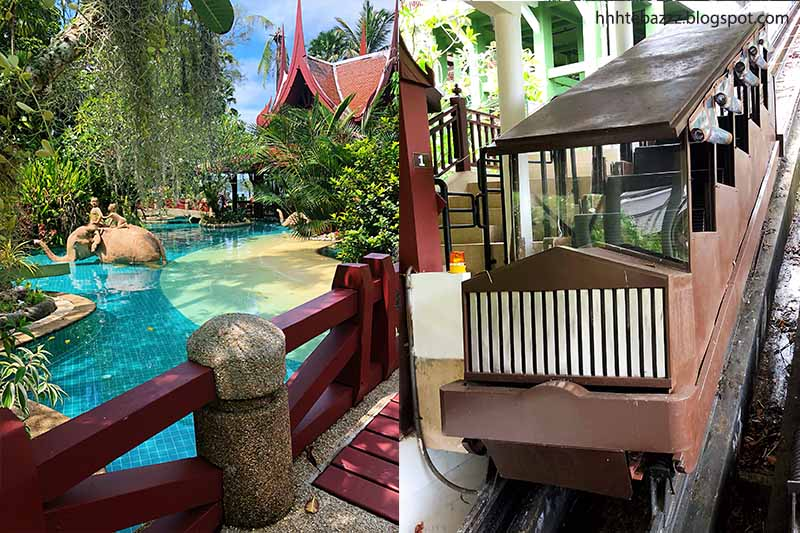 phuket, Thavornbeach, cablecar