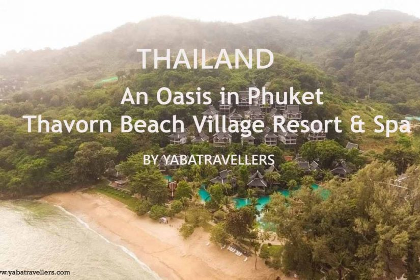 Thavorn Beach Resort, Oasis in Phuket, Thailand