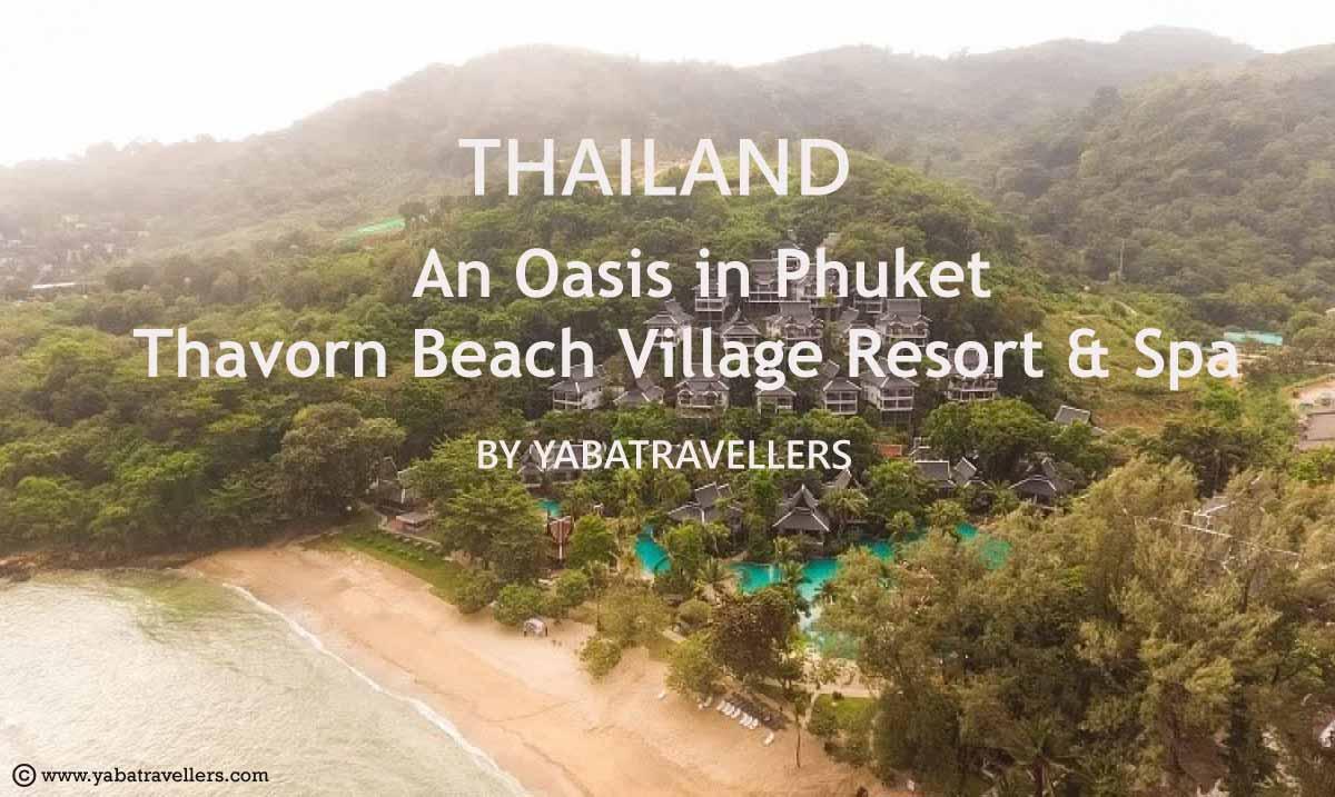 Thavorn Beach Resort, Oasis in Phuket, Thailand