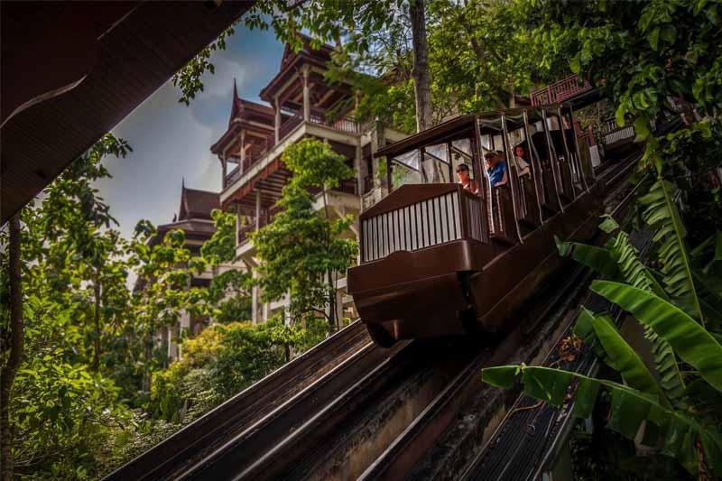 Lert Thavornwongwongse, Thavorn Hotel Phuket, Cable Car