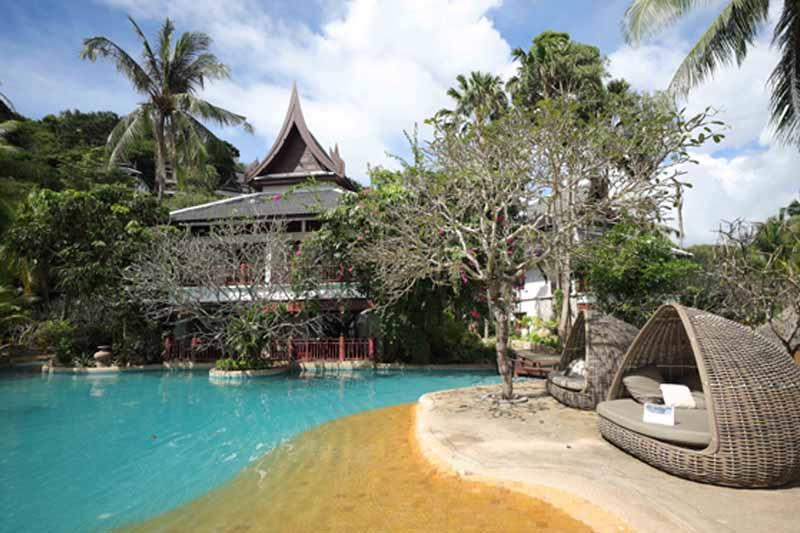 Lert Thavornwongwongse, Thavorn Hotel Phuket, Positioning