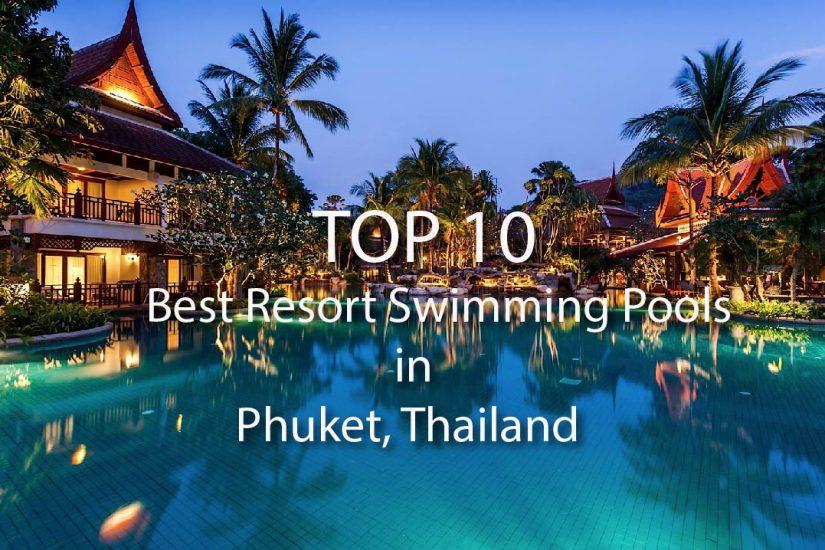 Swimming Pools in Phuke