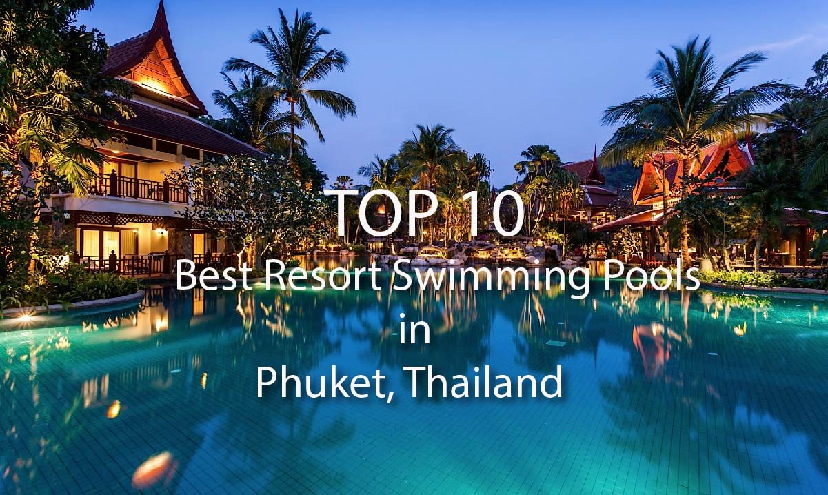Swimming Pools in Phuke