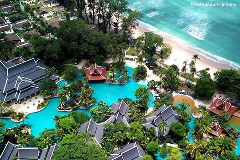 Swimming Pools in Phuket
